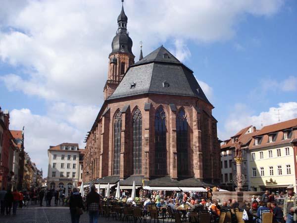 Church of the Holy Spirit Heidelberg
