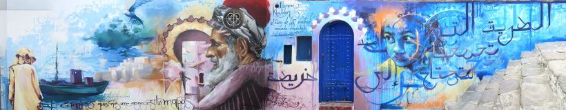 Street Art Granada Header