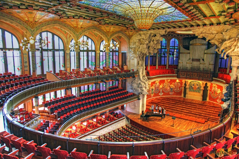 Palau Musica Concert Hall