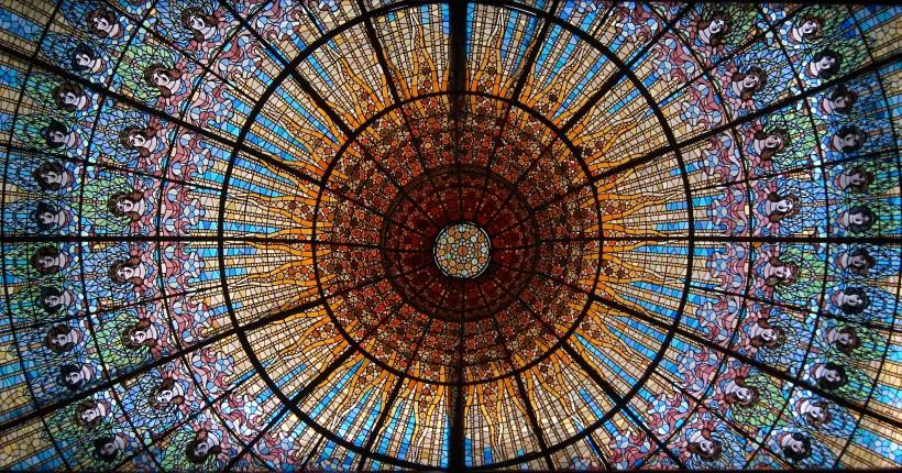 Palau Musica skylight